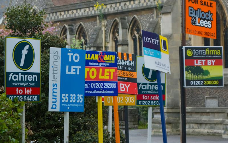 Property investors have been hit by extra stamp duty and tighter rules on tax relief - Gregory Davies / Alamy