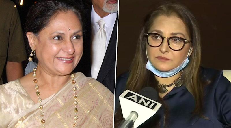 Jaya Prada Supports Ravi Kishan's Comments on Drug Trafficking, Claims Jaya Bachchan is Doing Politics Over the Issue