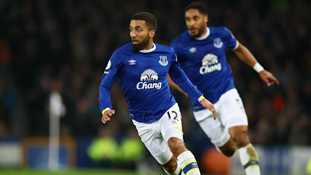Messages of support have poured in for Aaron Lennon after the Everton man was taken in for treatment for stress.