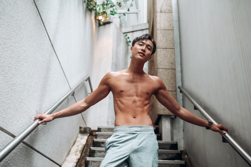 Singapore #Fitspo of the Week: Xavier Ong.