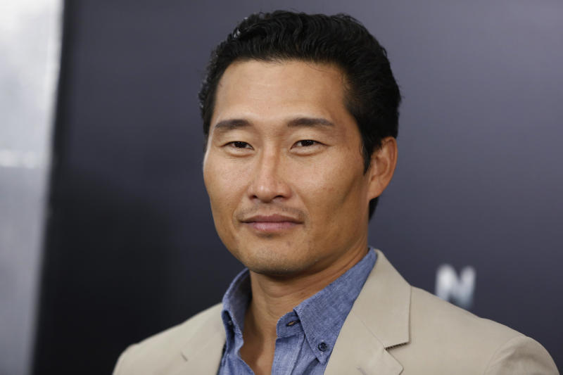 Daniel Dae Kim says he's recovered from COVID-19.