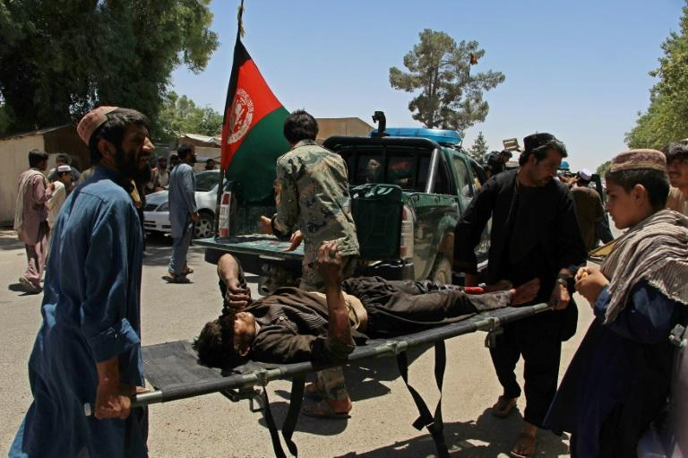 Civilian deaths in the Afghan capital Kabul accounted for nearly 20 percent of the 1,662 killed in the first half of 2017, according to the report by the UN Assistance Mission in Afghanistan (UNAMA)
