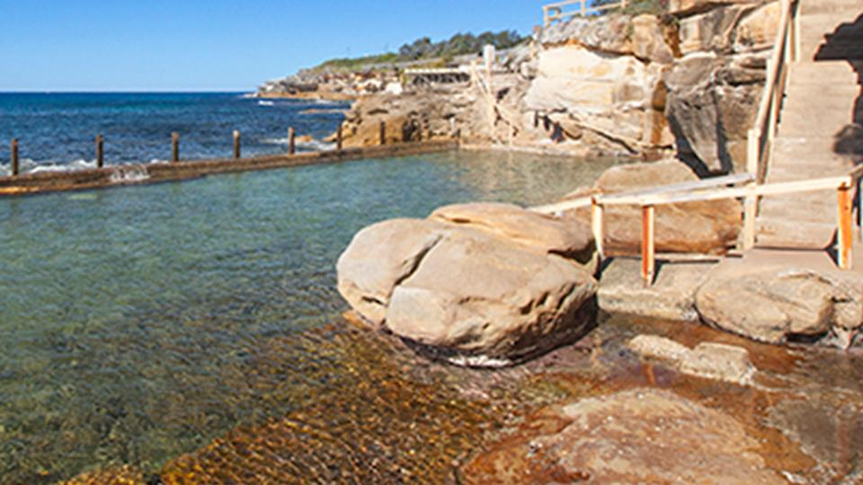 The McIver's Ladies Baths in Coogee came under fire for discriminating against trans women. Source: Randwick City Council