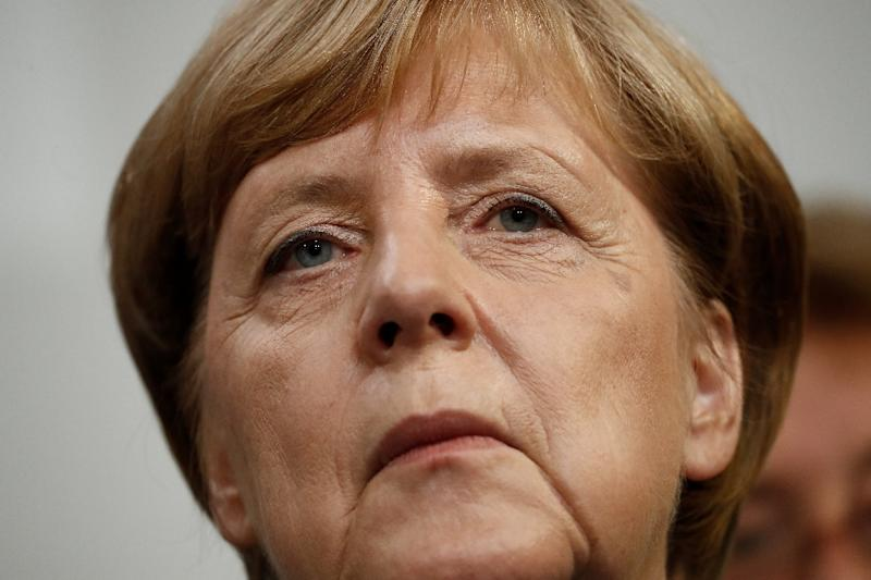 German Chancellor and CDU party leader Angela Merkel has been in power for 12 years