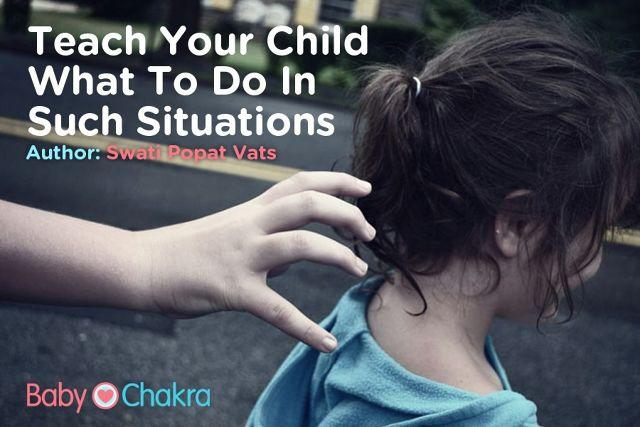 Keeping Your Child Safe: Fires And Kidnapping