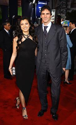 "Premiere: <a href=""/movie/contributor/1804497206"">Kelly Hu</a> with a bloke named Luca Giorgetti at the LA premiere of Universal's <a href=""/movie/1805535170/info"">The Scorpion King</a> - 4/17/2002<br><font size=""-1"">Photo by <a href=""http://www.wireimage.com"">Gregg DeGuire/Wireimage.com</a></font>"