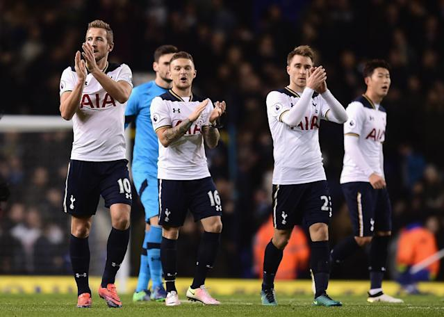 Tottenham enjoyed a great season in Premier League