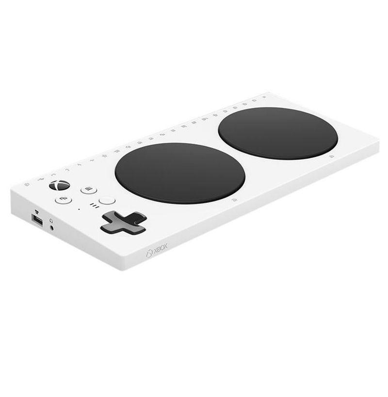 """<p><strong>Microsoft</strong></p><p>xbox.com</p><p><strong>$99.99</strong></p><p><a href=""""https://go.redirectingat.com?id=74968X1596630&url=https%3A%2F%2Fwww.xbox.com%2Fen-US%2Fxbox-one%2Faccessories%2Fcontrollers%2Fxbox-adaptive-controller&sref=https%3A%2F%2Fwww.esquire.com%2Flifestyle%2Fg14381053%2Fbest-video-game-gamer-gifts%2F"""" rel=""""nofollow noopener"""" target=""""_blank"""" data-ylk=""""slk:Buy"""" class=""""link rapid-noclick-resp"""">Buy</a></p><p>Xbox's Adaptive controller, designed with players with limited mobility in mind, brings all the gaming extensions to one device for better handling and control. </p>"""