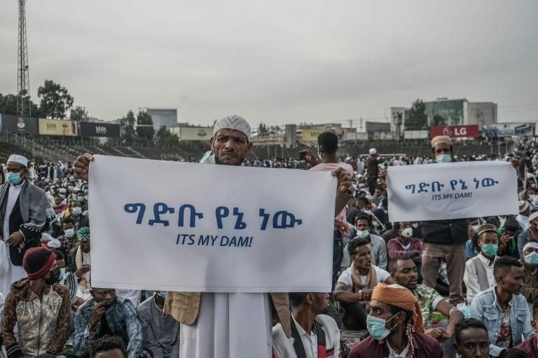Ethiopia says filling the dam is a natural part of the its construction, and is thus impossible to postpone