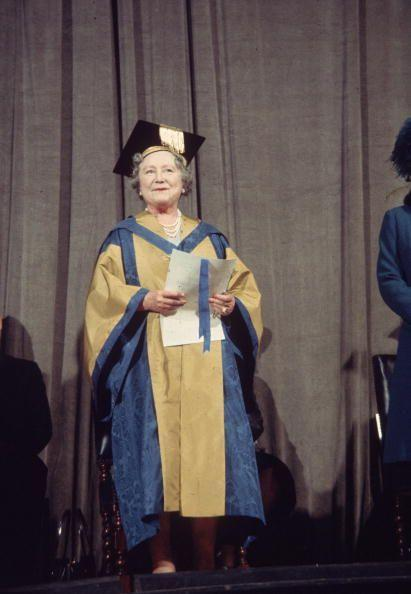 <p>It wasn't common for women to receive higher education when the Queen Mother was younger, but she made up for that fact later in life. In 1973, she was granted an honorary degree at the Royal College of Music. </p>