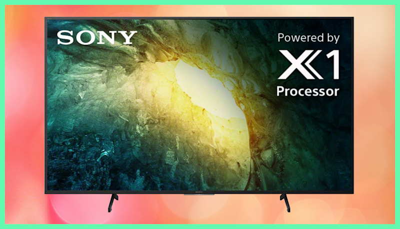 Today only: Save 33 percent on this 2020 Sony 75-inch 4K Ultra HD LED TV (X750H). (Photo: Sony)