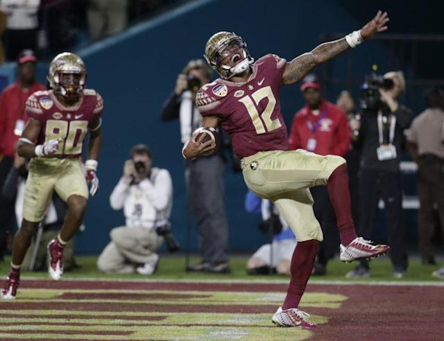 Expectations are high at FSU behind QB Deondre Francois. (AP)