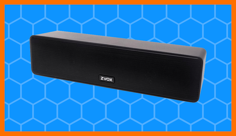Listen up, people. This soundbar is more than 40 percent off right now. (Photo: HSN)