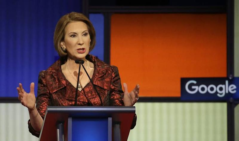Carly Fiorina Continued to Lie About Planned Parenthood at Fox's Undercard GOP Debate