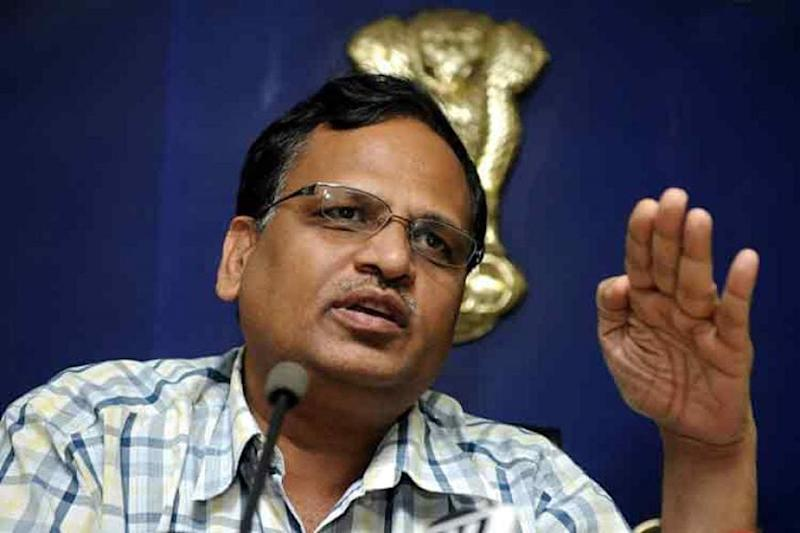 90% of Delhi's Containment Zones Have Not Reported New Covid-19 Cases Recently: Satyendar Jain