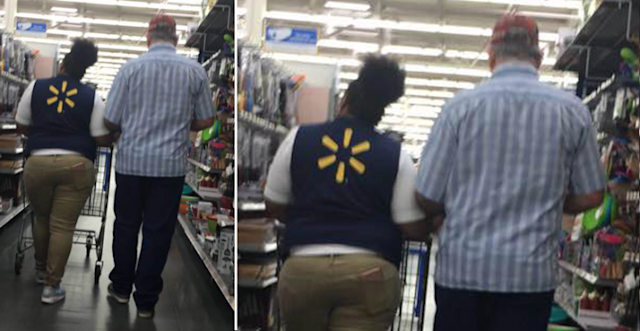 Woman's Facebook post about a heartwarming act of kindness goes viral. (Photo: Facebook/Meghann Shaw)