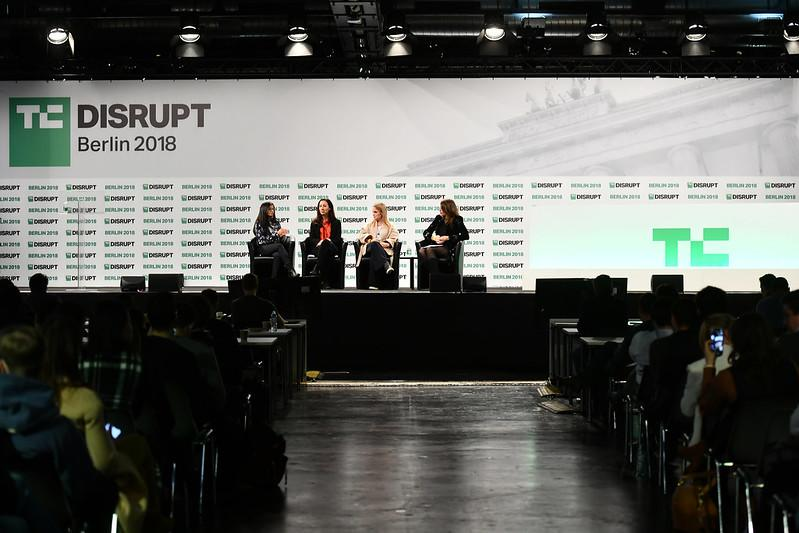 TechCrunch Disrupt Berlin 2018 - Day 1