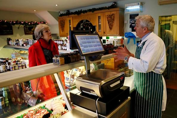 <p>One of the hottest topics ahead of the Budget, the review of rates on business properties, has delivered a mixed bag for small businesses – such as the local butcher's visited by Theresa May in her home constituency of Maidenhead, Berkshire. Mr Hammond announced £435m package to help smaller high street businesses face a rise in ratable values of their property – but most will still be hit with a £50 a month rise. He also signalled his intent to look at a new tax system for digital businesses. </p>