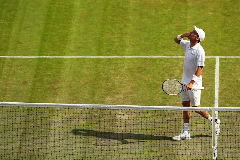 Federer beats Nadal to reach record 12th Wimbledon final