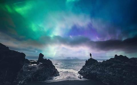 Iceland is primed for the Northern Lights - Credit: istock