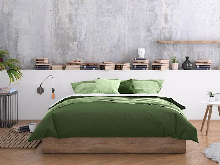 Give your bed a new lease of life by adding an extra comfy layer (iStock)