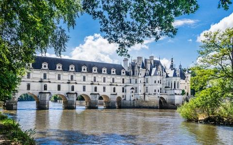 <span>With its ubiquitous elaborate chateaux, the Pays de la Loire is easily France's valley of the kings</span> <span>Credit: MANFRED GOTTSCHALK </span>