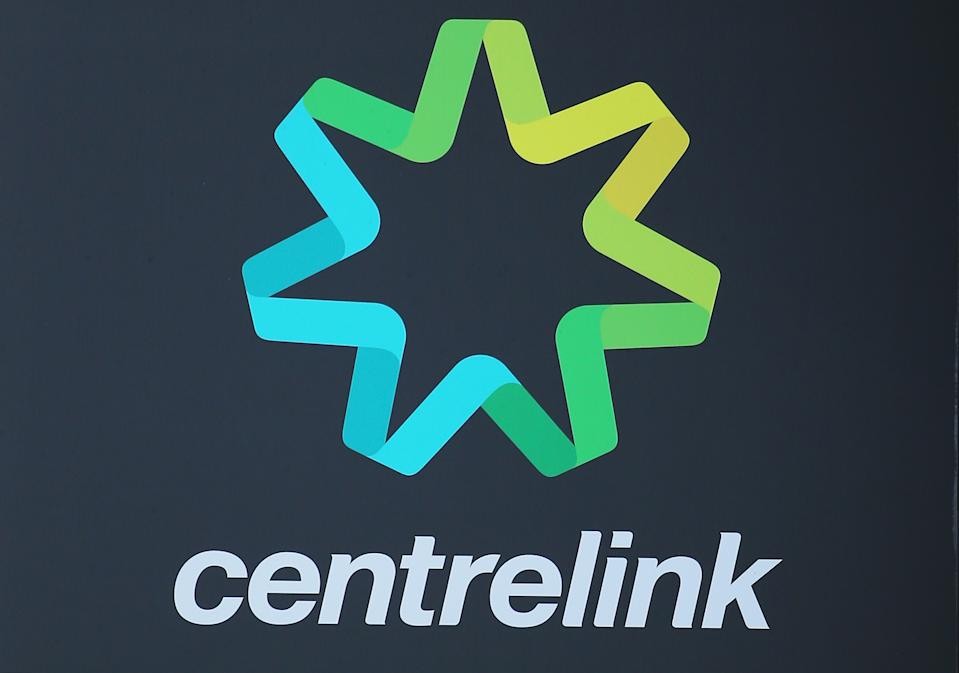 Centrelink logo. Image: Getty