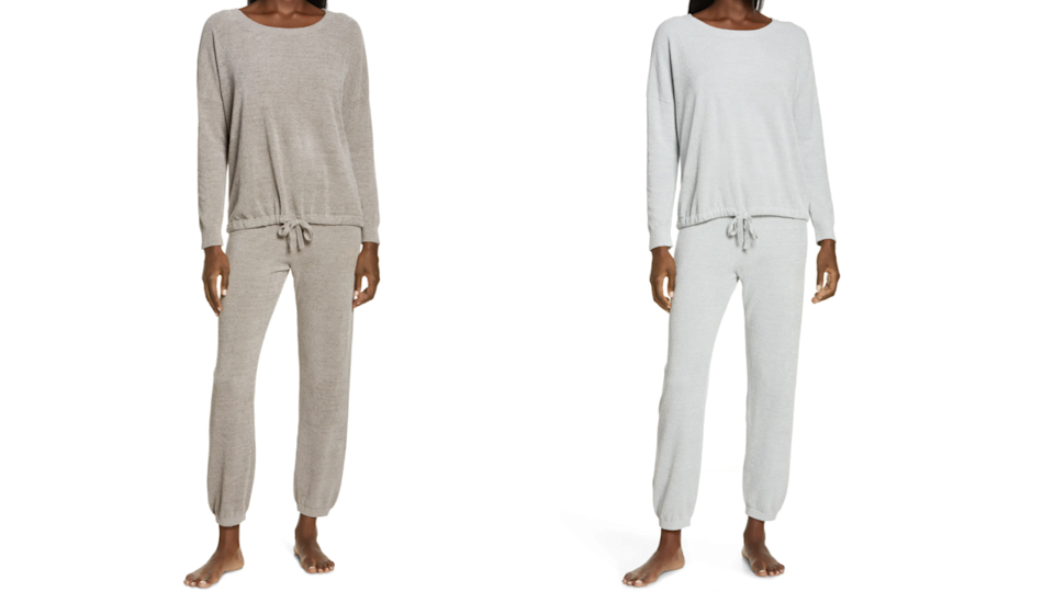 These Barefoot Dreams pajamas are, well, dreamy.