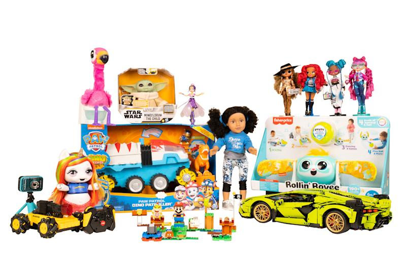 Argos announces the top toys for Christmas 2020 (Photo: HuffPost UK)