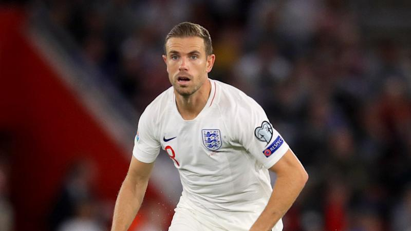 Jordan Henderson and Lucy Bronze named England players of the year