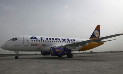 Baby Born On Flight From Russia To Armenia