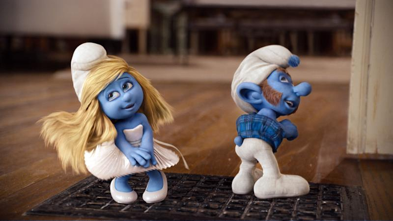 Because, in 2011, what child wasn't crying out for a reboot of 'The Smurfs'?