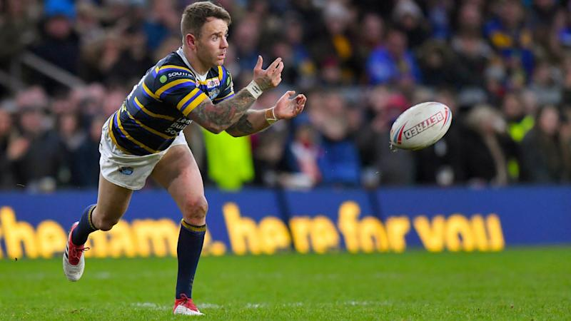 Richie Myler agrees two-year deal to remain with Leeds Rhinos