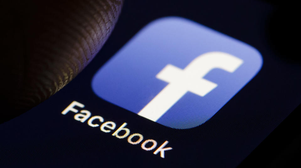 Facebook temporarily removed comments made by a former employee who accused
