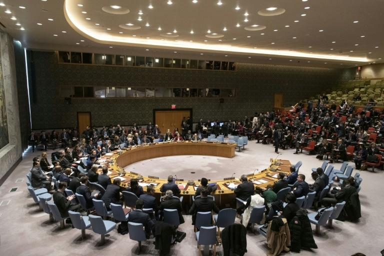 The United Nations Security Council has been bitterly divided over Syria's civil war