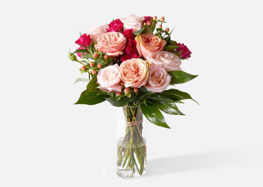 """<p>urbanstems.com</p><p><strong>$65.00</strong></p><p><a href=""""https://go.redirectingat.com?id=74968X1596630&url=https%3A%2F%2Furbanstems.com%2Fproducts%2Fflowers%2Fthe-verona%2FFLRL-B-00078.html&sref=https%3A%2F%2Fwww.townandcountrymag.com%2Fleisure%2Fg32377169%2Fquarantine-mothers-day-ideas%2F"""" rel=""""nofollow noopener"""" target=""""_blank"""" data-ylk=""""slk:Shop Now"""" class=""""link rapid-noclick-resp"""">Shop Now</a></p><p>A bouquet is a Mother's Day classic for a reason. Even if you can't be there to hand it to her in person, you can still send something beautiful to brighten her day. </p><p><strong>More:</strong> <a href=""""https://www.townandcountrymag.com/style/home-decor/g26859257/best-mothers-day-flower-delivery-services/"""" rel=""""nofollow noopener"""" target=""""_blank"""" data-ylk=""""slk:Mother's Day Flower Delivery Services That Are Sure to Get the Job Done"""" class=""""link rapid-noclick-resp"""">Mother's Day Flower Delivery Services That Are Sure to Get the Job Done</a></p>"""