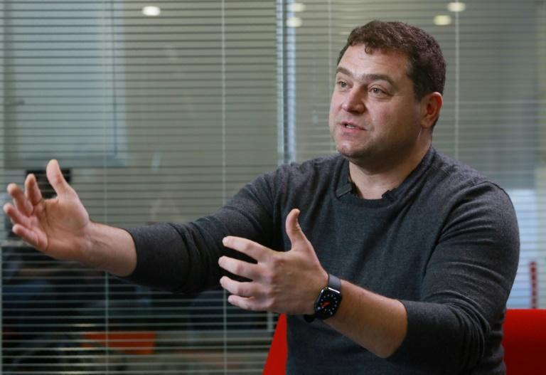 Kaspi's Georgia-born CEO Mikheil Lomtadze says his fintech company has completely changed the way the country works