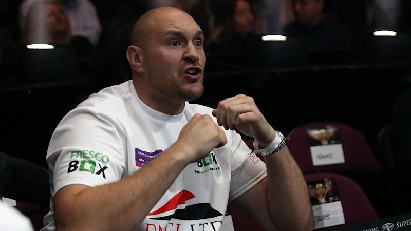 Fury: Joshua is an inspiration, but I'm the real champion