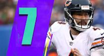 <p>Losses like Sunday happen. The Bears were on the road with a backup quarterback and lost in overtime. They were fortunate to force overtime, but it's still not the worst loss. Also, nobody else in the NFC North is good enough to catch them. (Chase Daniel) </p>