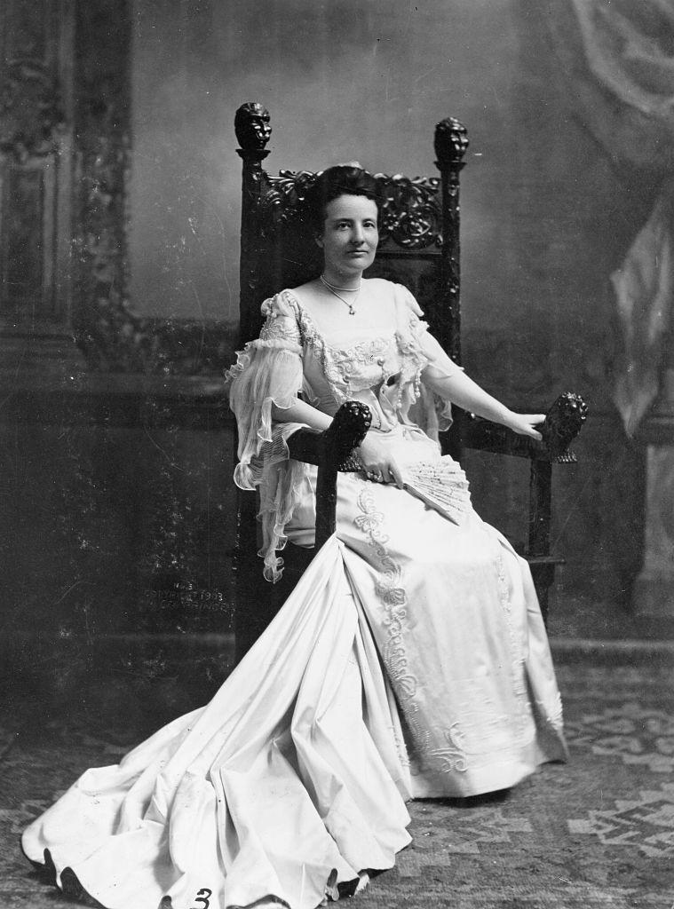 "<p>Most first ladies in the 19th century were very open, but Edith Roosevelt didn't like to be in the spotlight. This led people to obsess over her every move, from her children to what she would wear. One of the things she did to keep the press at bay was wear the same outfit over and over <a href=""http://www.firstladies.org/biographies/firstladies.aspx?biography=26"" rel=""nofollow noopener"" target=""_blank"" data-ylk=""slk:to throw off reporters"" class=""link rapid-noclick-resp"">to throw off reporters</a> and make them believe she had a larger closet than she did. The ""horrible"" truth wouldn't come out until years after she lived in the White House. </p>"
