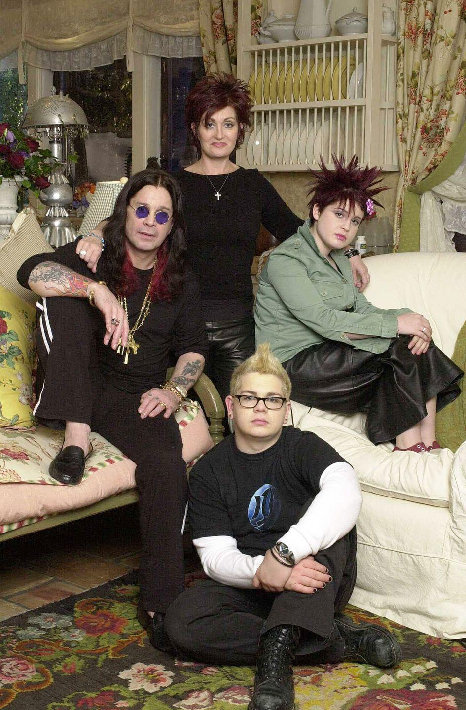 "<p>In 2002, before we even kept up with the Kardashians, there were the Osbournes – reality television's first royal family. For four seasons, cameras gave viewers a revealing look inside the home of rocker Ozzy Osbourne and his wife Sharon, as they to raised their two rebellious teenagers. The MTV series was one of the first of its kind, opening the door for many other celebrity ""fly on the wall"" reality shows.</p>"