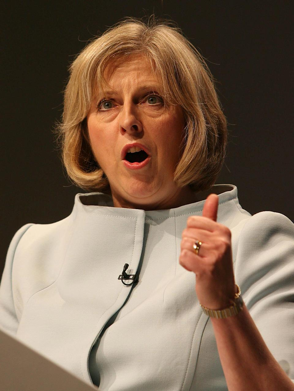 In 2009 she became the Shadow Secretary of State for Work and Pensions and Shadow Minister for Women. Photo dated 07/10/2009 (PA)