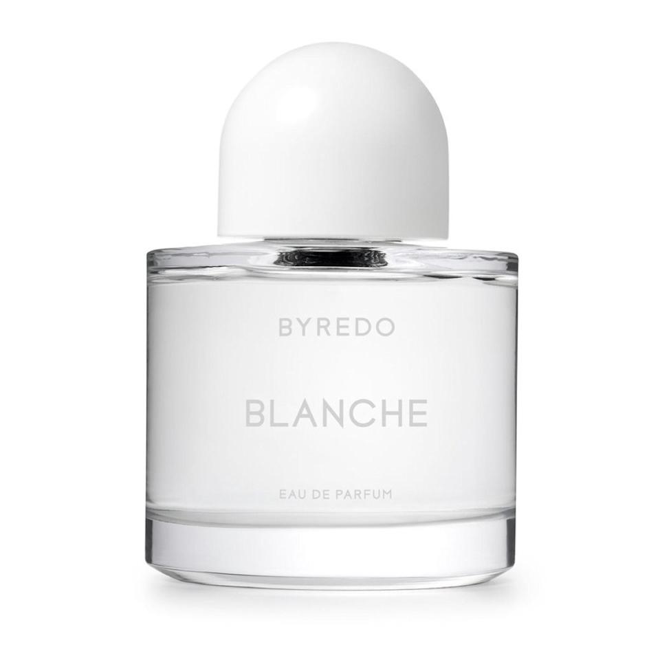 Byredo has become an icon in the fragrance industry, and within its catalog, Blanche is an icon in and of itself. Inside this collector's edition bottle is the widely adored blend of aldehyde, violet, and sandalwood, but it's newly invigorated with rose centifolia, cyclamen, and musk. It's noticeably different than the original, yet longtime fans will know it's their beloved Blanche — just with a clean, intimate new twist.
