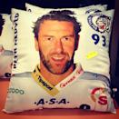 Petr Nedved pillow. (#NickInEurope)
