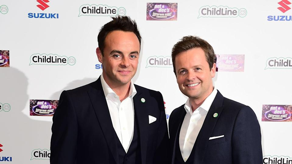 Ant McPartlin and Declan Donnelly (Credit: PA)