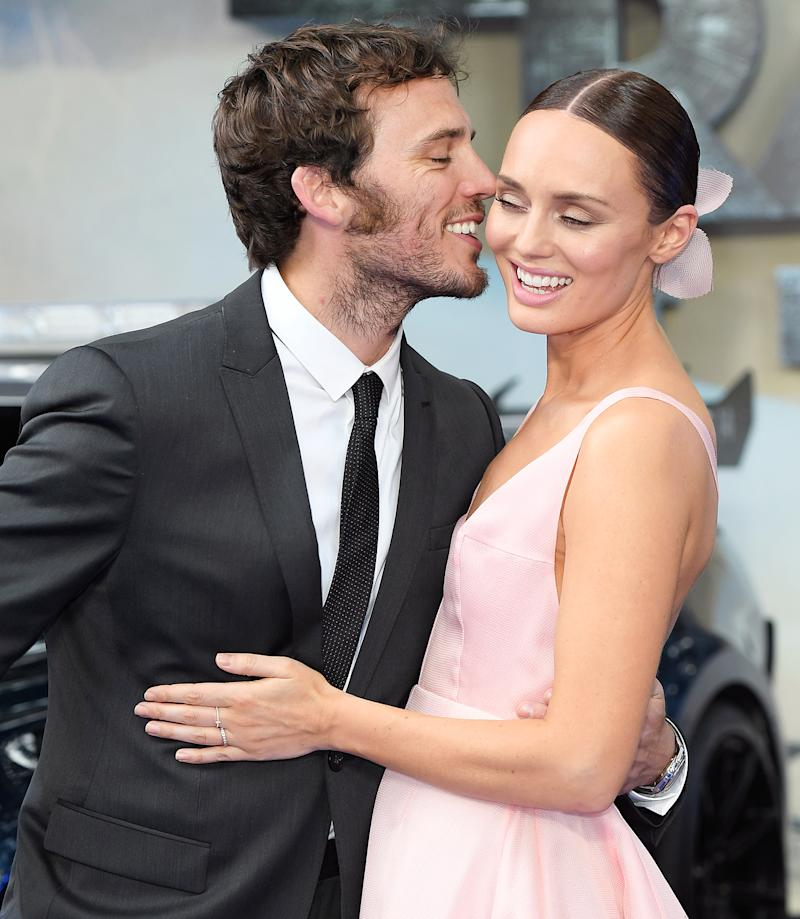 Sam Claflin and Wife Laura Haddock Are Expecting Their Second Child