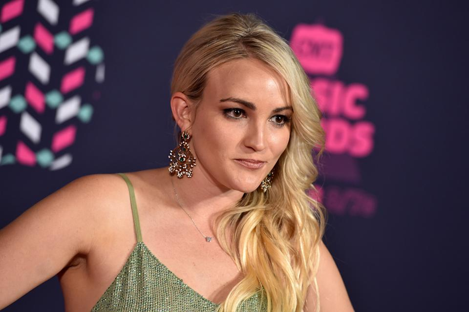 Jamie Lynn Spears (pictured in 2016) is opening up about motherhood and her plans to reboot Zoey 101. (Photo: John Shearer/WireImage)