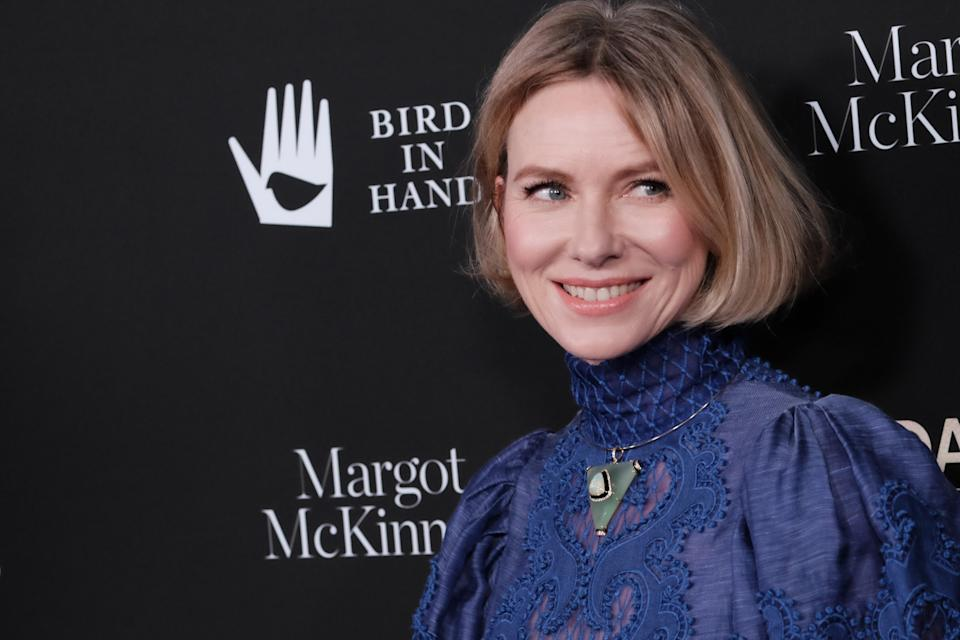 Naomi Watts managed to surprise her mom with a visit after not seeing her for over a year. (Photo: Sarah Morris/Getty Images)
