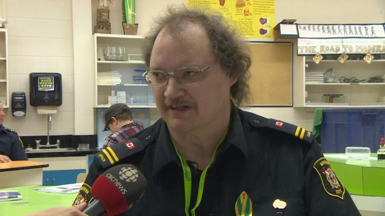 Sask. firefighters gather to learn how to cope with post-incident stress