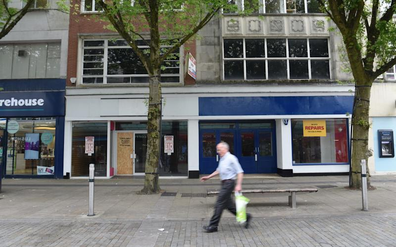 How can we make our high streets thrive again?  - COPYRIGHT JAY WILLIAMS